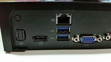 Dell E-Port USB 3.0 Docking Station Replicator PR03X