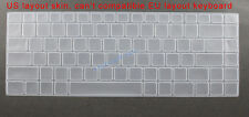 Keyboard Silicone Skin Cover Protector for Asus X401,X401A,X401E,series laptop
