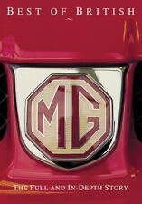 MG - Best of British (New DVD) The full and in depth story Sportscars Cars