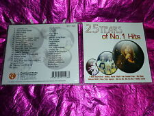 25 YEARS OF NO.1 HITS : (CD, 20 TRACKS)