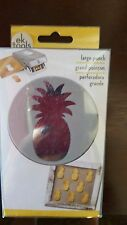 NEW ~ EK Success Tools Large Paper Punch PINeAPPLE  #54-30285