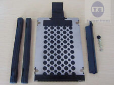 New Hard Drive Cover+Caddy+Rails for IBM/Thinkpad/Lenovo X230 X230i X230 Tablet
