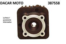 387558 TESTA 47,6 alluminio ARIA HTSR MHRMALOSSI APRILIA SCARABEO 50 2T (MINAREL