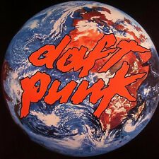 DAFT PUNK - AROUND THE WORLD ( ORIGINAL ! )  VINYL MAXI