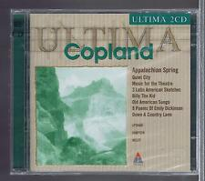 COPLAND 2 CDS SET NEW APPALACHIAN SPRING / HUGO WOLFF/ DAWN UPSHAW
