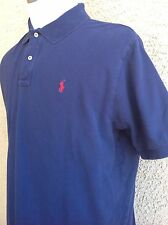 Awesome Polo Ralph Lauren Men's S/S Polo - Blue  Plaid XL D51
