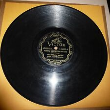 PREWAR JAZZ 78 RPM RECORD - FESS WILLIAMS & HIS ROYAL FLUSH ORCH. - VICTOR 38095