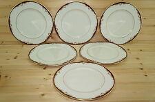 """Lenox Presidential Pierce (6) Dinner Plates, 10 3/4"""""""