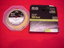 Rio In Touch Gold WF4F Fly Line GREAT NEW