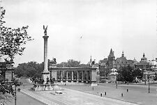B28715 Budapest Millenary Monument    hungary