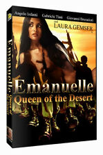 The Dirty Seven AKA Emanuelle: Queen of the Desert (DVD, 1982) Laura Gemser
