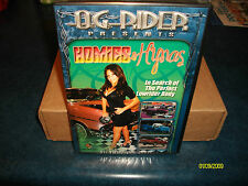 O.G. Rider: Homies and Hynas (DVD, 2007) BRAND NEW AND SEALED