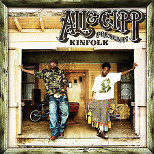 ALI & GIPP: Kinfolk Import Audio CD