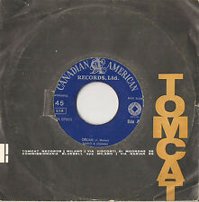 DISCO 45 giri SANTO & JOHNNY dream // tenderly