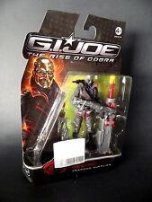 Figurine GI Joe Rise of the Cobra - destro neuf en boite action figure HASBRO