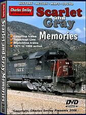 SCARLET AND GRAY MEMORIES SOUTHERN PACIFIC CHARLES SMILEY PRESENTS NEW DVD