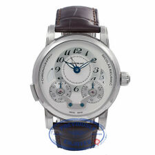 Montblanc Nicolas Rieussec Chronograph Stainless Steel 7138