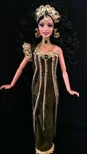 Temple Medusa Greek Gorgon Snake Goddess ~ Barbie doll OOAK Mythology