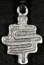 Zemi - Ancient Amulets - Clay Seal (signature of kings)
