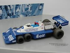SCX VINTAGE TYRRELL P34 #4 60590 LE 1:32 SLOT NEW OLD STOCK