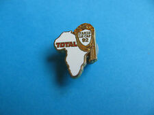 TOTAL Paris Le Cap Rally pin badge, VGC. 1992. Enamel.