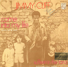 "JIMMY CLIFF - Come Into My Life (1970 REGGAE VINYL SINGLE 7"" SPANISH PS)"
