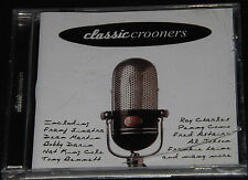 Classic Crooners Vol. 1 [Musicbank] (CD 2000) 18 Tracks Of The Crooning Greats