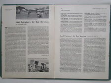 2/62 ARTICLE 2 PAGES EAST PAKISTAN AIR BUS SERVICES PIA DC-3 DACCA AIRLINE