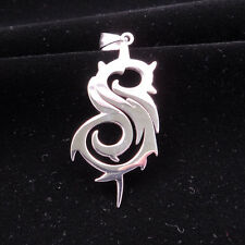 SLIPKNOT ultimate MAGGOT custom made limited stainless steel charm pendant