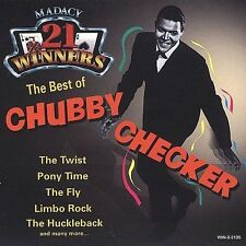 Best of Chubby Checker [Canada] by Chubby Checker (CD, May-1997, Madacy...
