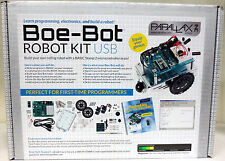 *NEW* Boe-Bot Robot Kit USB - Parallax Inc. - BASIC Stamp 2 - Arduino