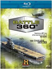 Battle 360 Complete Series Blu-ray Se Collection TV Show History War Documentary