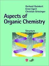 Aspects of Organic Chemistry: Structure-ExLibrary