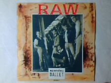 "SPANDAU BALLET Raw 7"" HOLLAND TONY HADLEY"