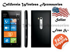New Nokia Lumia 900 - 16GB - Matte Black (AT&T) windows Smartphone