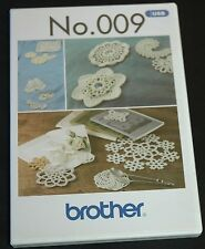 Brother Embroidery Sewing Machine Memory USB Stick BLECUSB9 Crochet Style Coll