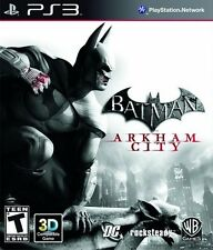 Batman: Arkham City  - Sony Playstation 3 Game