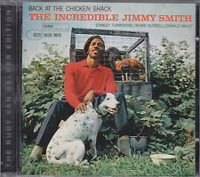 JIMMY SMITH - back at the chicken shack CD