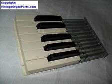 B3 Hammond Organ 1 Octave Keys ORIGINAL Vintage for B 3 2 C3 C 2 A 100 CV M 3