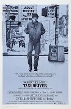 TAXI DRIVER - MOVIE POSTER - 24x36 - ROBERT DE NIRO 50990