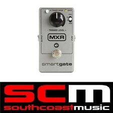 MXR135 MXR SMART GATE NOISE GATE ELECTRIC GUITAR EFFECTS FX PEDAL JIM DUNLOP