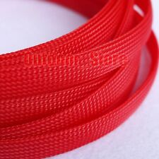 12mm New High Quality Braided PET Expandable Sleeving Cable Wire Sheath