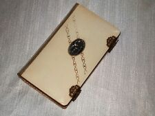 ANTIQUE PRAYER COMMUNION BOOK CELLULOID COVER PRINTED 1933 METAL CLASP