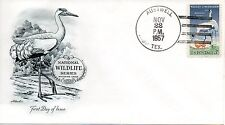 US FDC #1098 Wildlife Unofficial, Artmaster (0122)