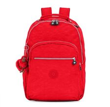 Kipling Womens Seoul Laptop Backpack Reds