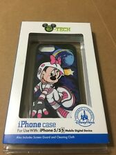 DISNEY PARKS SPACE MOUNTAIN MINNIE MOUSE ASTRONAUT PINK IPHONE 5C CELLPHONE CASE