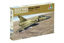 ITALERI 1:72 KIT AEREO MIRAGE 2000C GUERRA DEL GOLFO GULF WAR 25th ANN  ART 1381