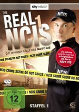 The Real NCIS - Staffel 1 - Die wahren Fälle der NAVY CIS (2 DVDs, SKY VIS (OVP)