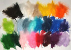 "3-8"" Feathers Marabou Fluffy 1/2 oz (15 grams) 30 Colors Approx 70 per bag"