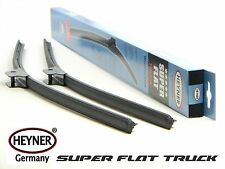 SCANIA 94 4 series FLAT commercial windscreen  WIPER BLADES 28''28""